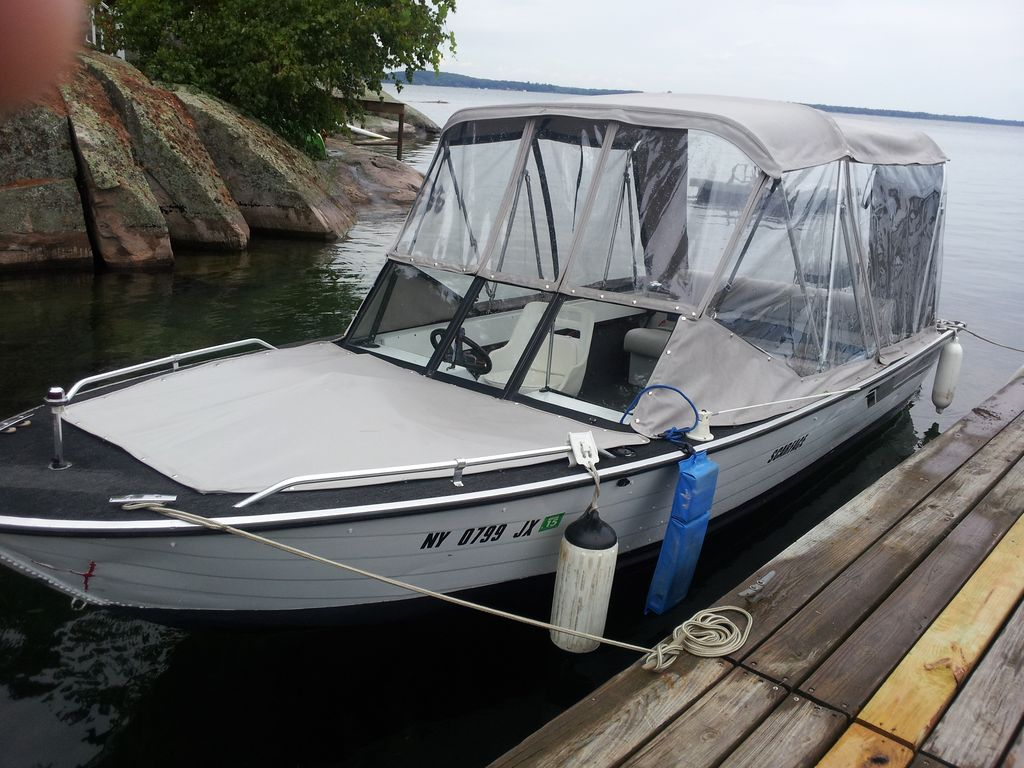 19' Grumman Boat. Live well option & trolling motor option a