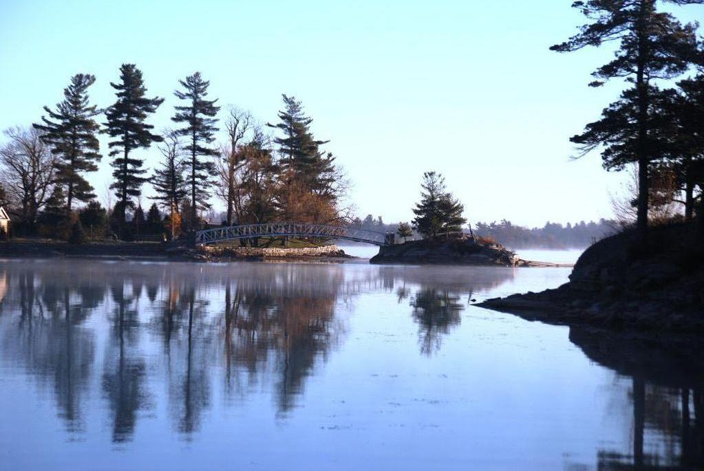 Looking toward Goose Bay